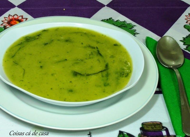 sopa creme de cebola caseiro