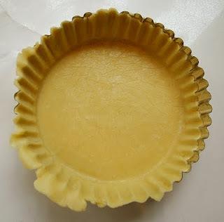 massa podre sem ovos e margarina