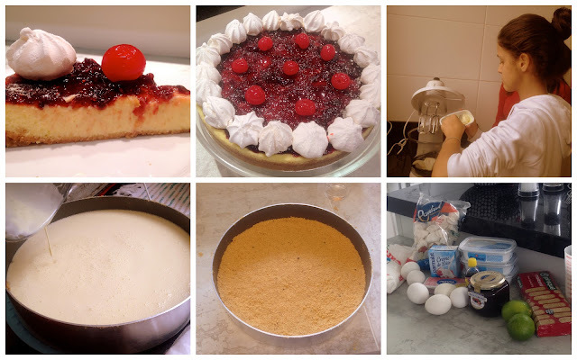 Dia das Mães, Cheesecake!