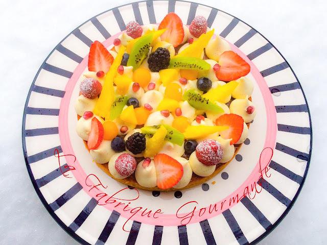 Fantastik Tutti Frutti Façon Christophe Michalak