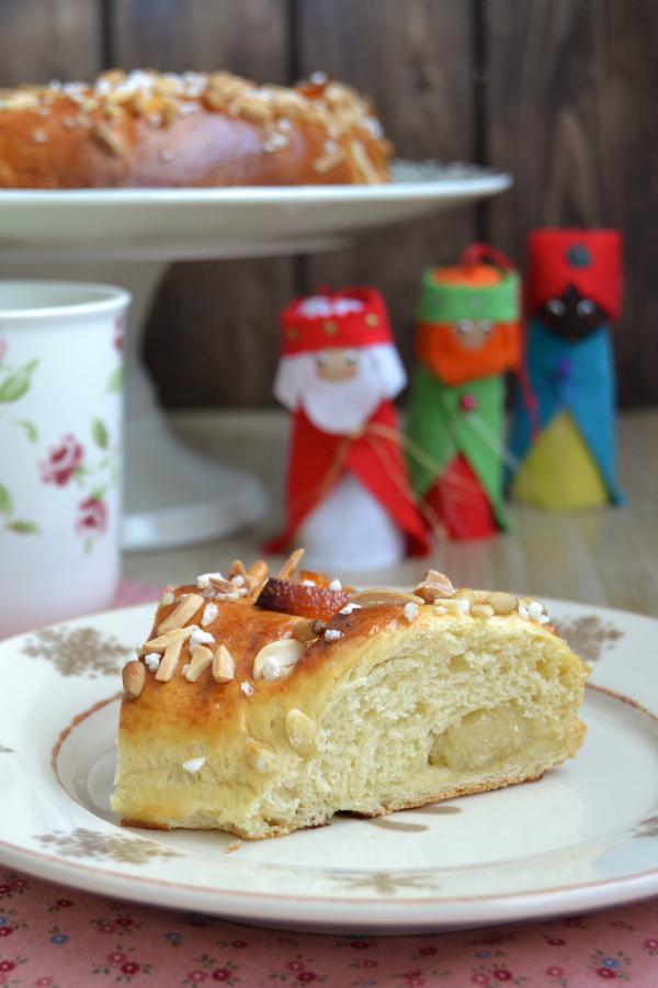 Tortell de Reis / Roscón de Reyes
