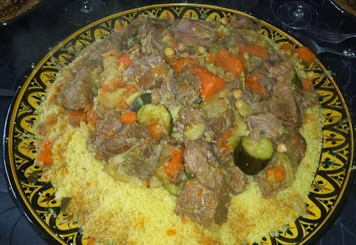 couscous marocain sans couscoussier