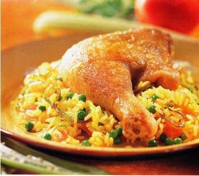 ¿Cómo se prepara el verdadero Arroz con Pollo peruano? - Ingredientes y preparación