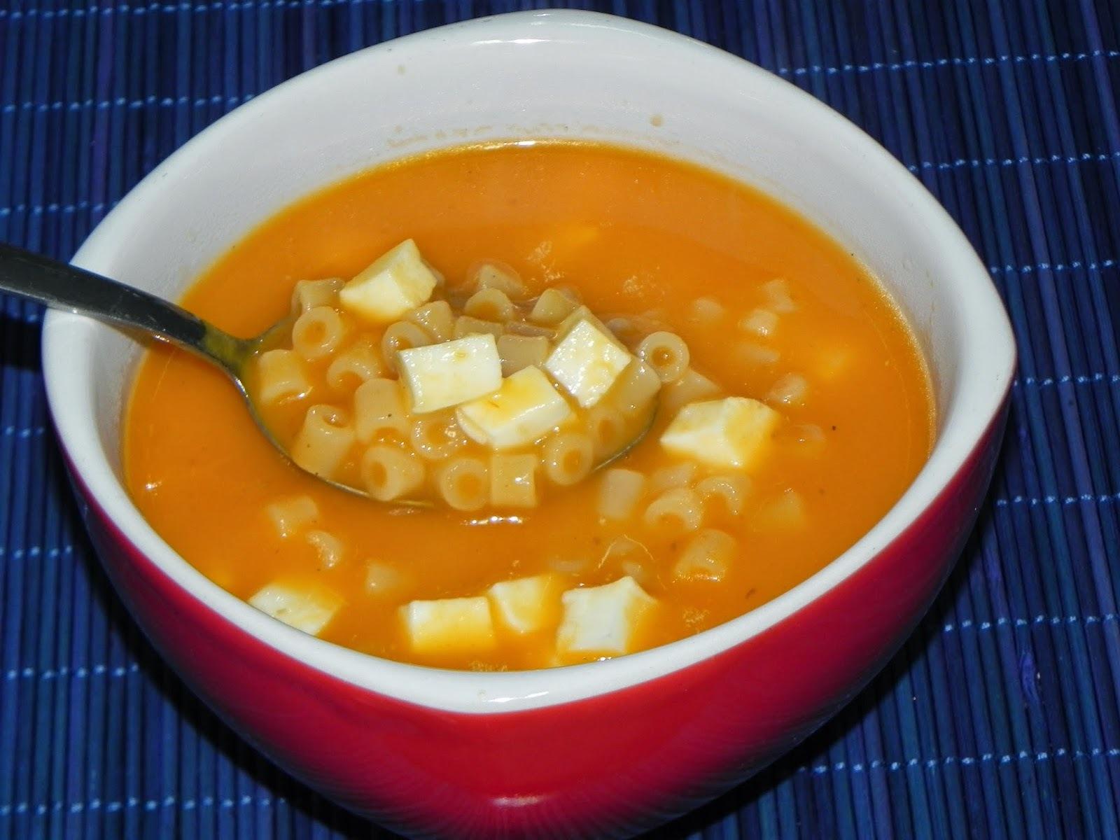 Sopa de Tomates II