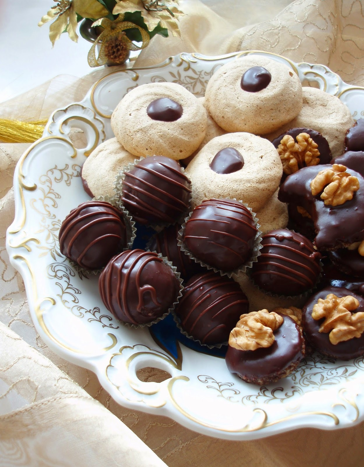 Ljubicini svečani kolačići (1.deo)