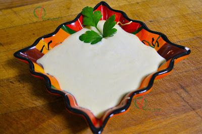Salsa de mostaza y yogur