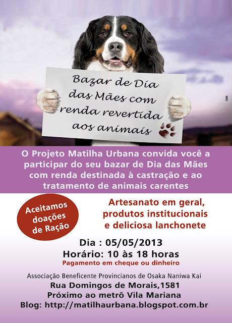 Bazar de dia das mães em São Paulo