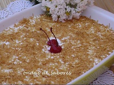Delícia de Abacaxi e Castanha-do-pará