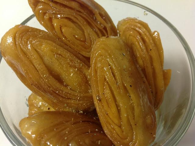Khaja (Sweet Dish)-- Happy Diwali