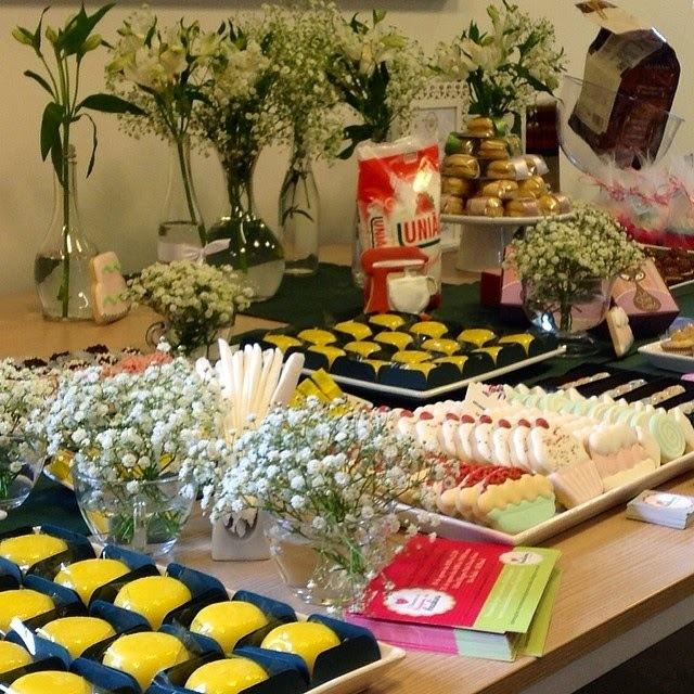 Evento de abertura da Cake Design Expo e Expo Brasil Chocolate na Casa União,