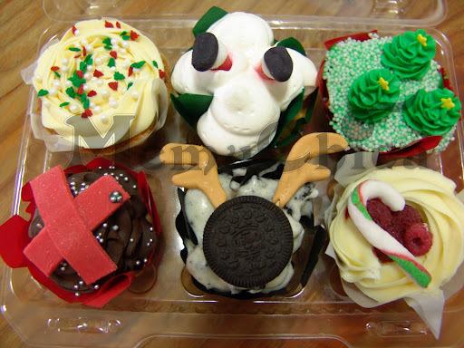 Promoción cupcakes surtidos
