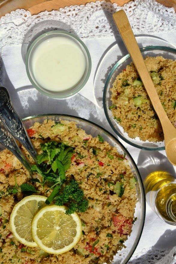 couscous buttermilch