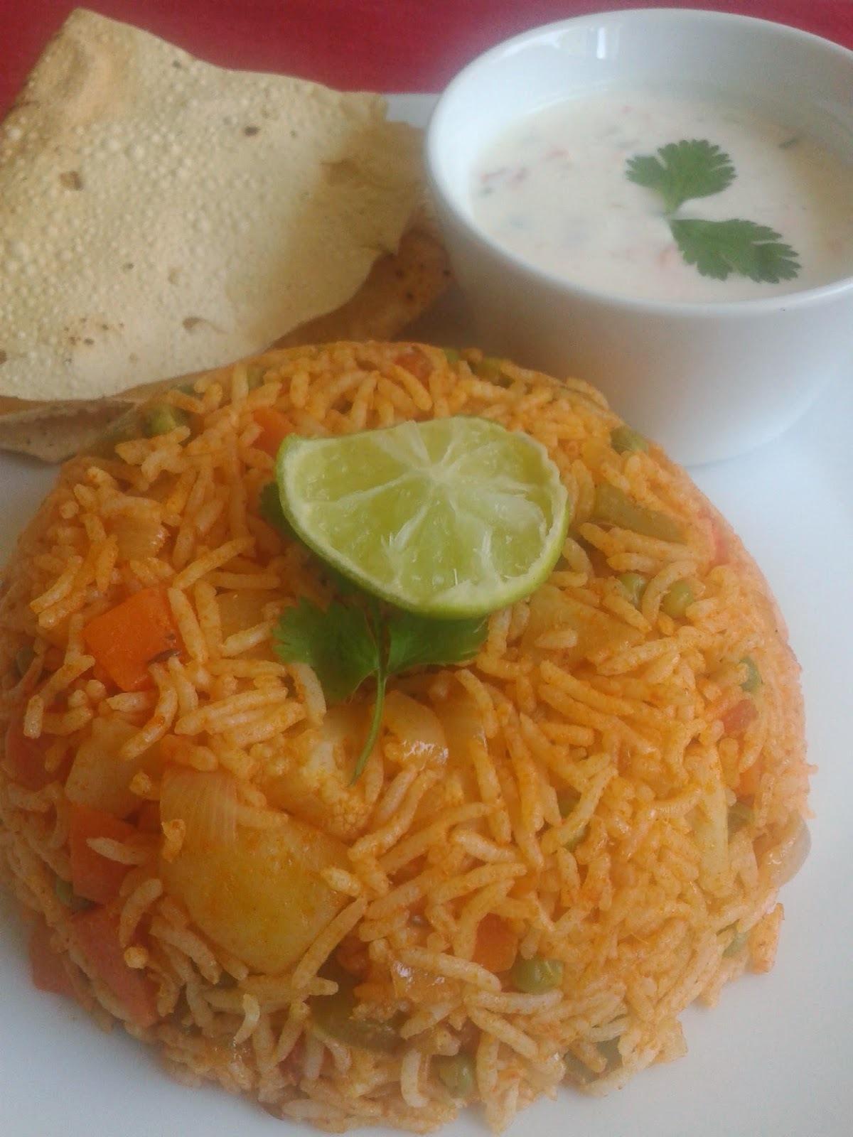 Recipe of Tava Pulav | How to Make Tawa Pulao