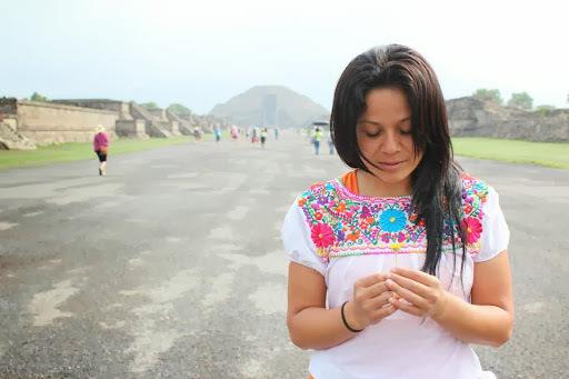 Conny Mandujano se une al equipo Delicias Prehispánicas!