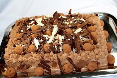 Trostruki čokoladni užitak