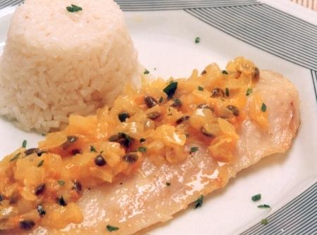 pescada no forno com batata