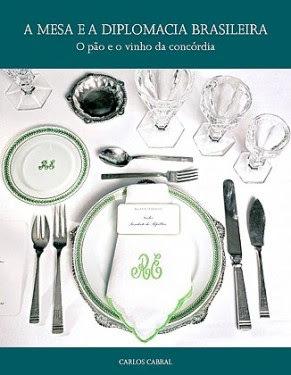 O Barão do Rio Branco: diplomata e gourmet