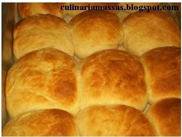 Massas:Pão doce fácil