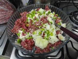 Toque de Chef Dukan - Kibe e Rocambole de Carne