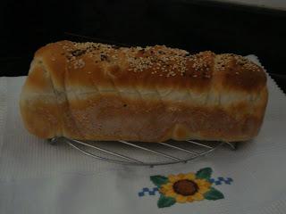 pão com banha de porco