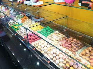 Macarons da Paradis - Délices Français