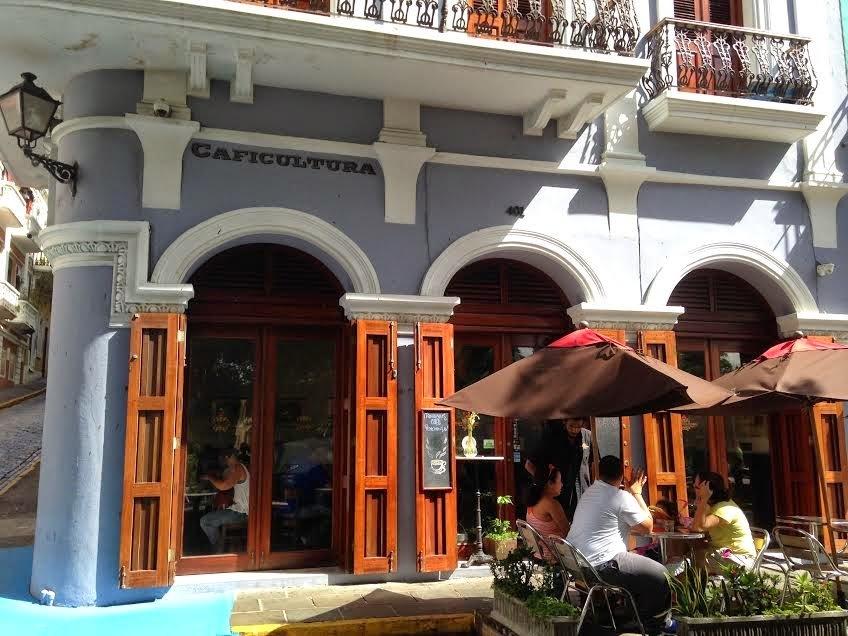 Caficultura - Viejo San Juan - San Juan - Puerto Rico