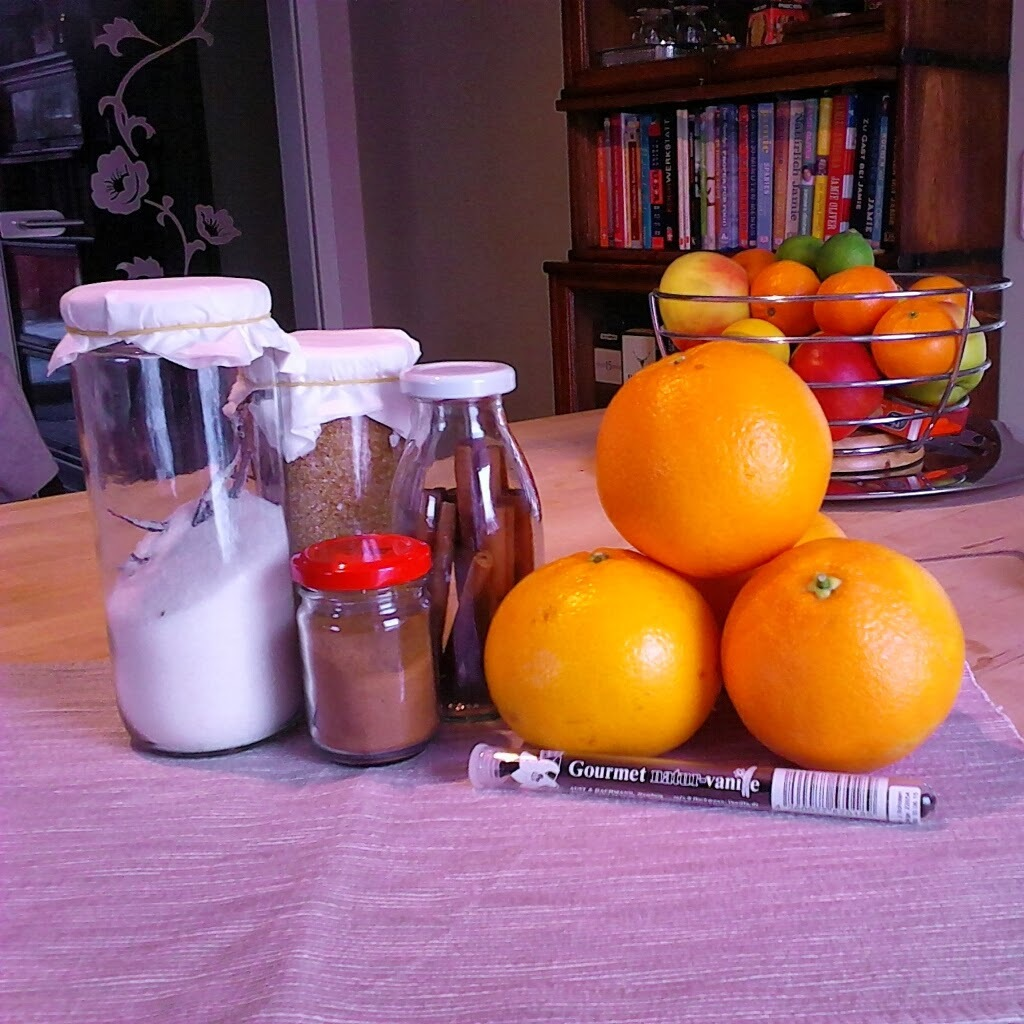 orangensoße