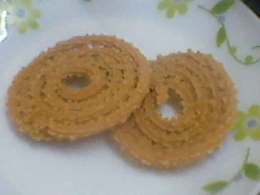 how to make chakali bhajani in marathi