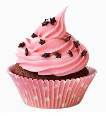 cupcakes cobertura colorida