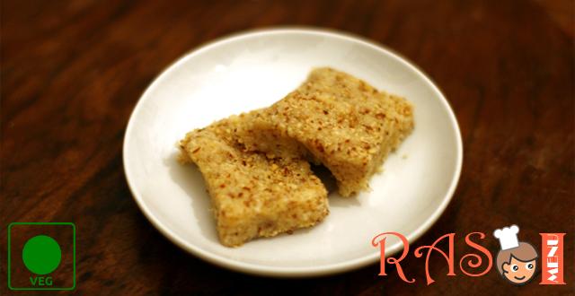 Kopra Pak Recipe - Coconut Barfi Recipe