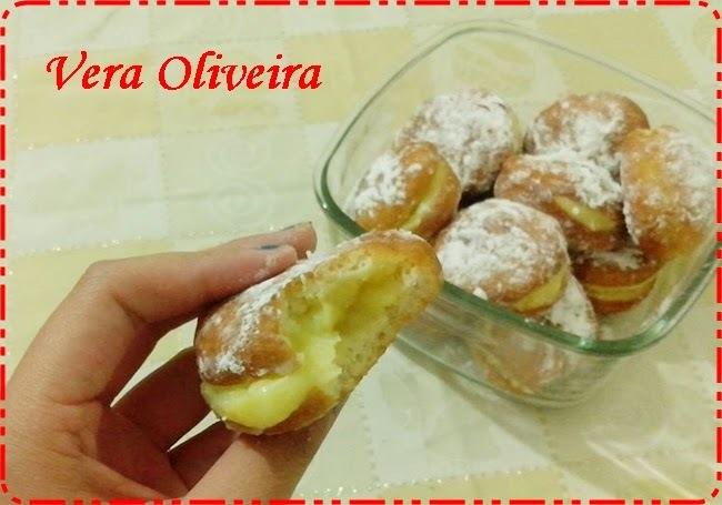 Sonho de padaria, de Vera Oliveira