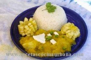 Cocina peruana, locro de zapallo