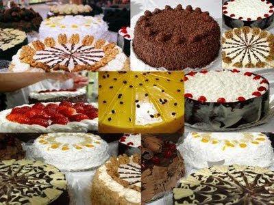 Concurso de pasteles