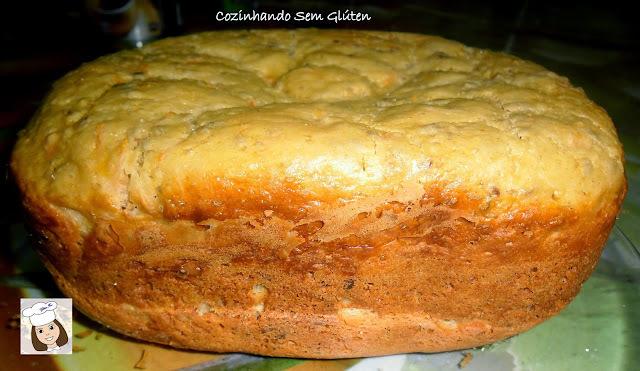 Pão Especial (zero açúcar, zero glúten, zero lactose, zero sal) - Nº 4