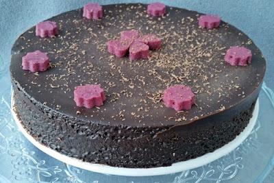 Paleo torta od čokolade
