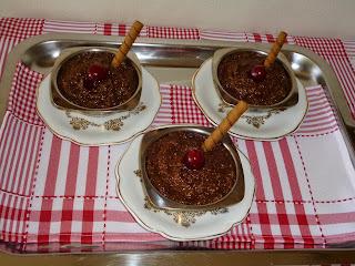 CREME DE ABACATE TIPO (DANETE) MOUSSE DE CHOCOLATE DELICIOSO / Convite p/participar do concurso de receitas