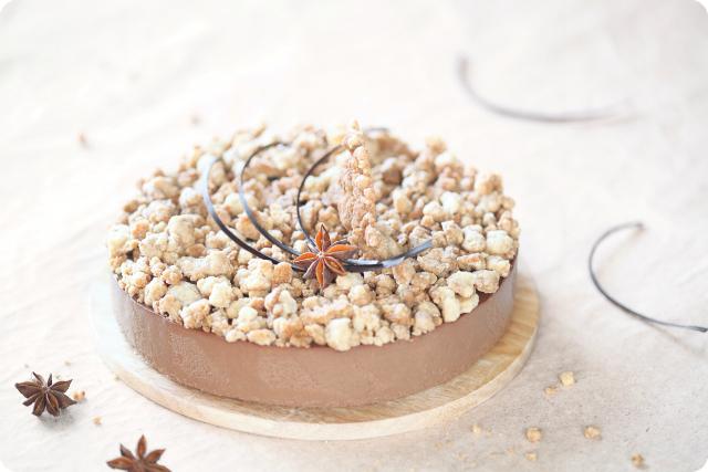 """Торт """"Штрейзель"""" / Torta Streusel"""