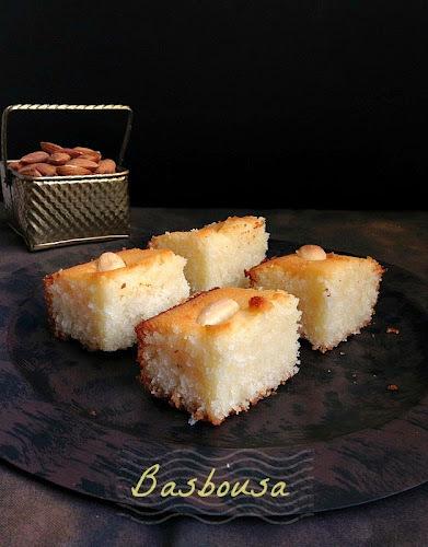 Basbousa / Namoura | A Middle Eastern Delicacy