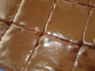 csokis piskóta