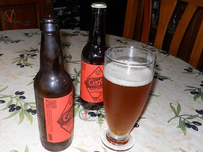Cerveza artesanal casera