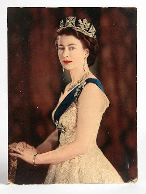 God save the Queen - 60 anos de Reinado