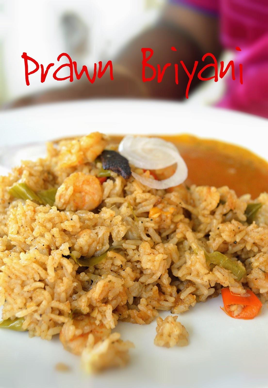 Chettinad Prawn Briyani | Era Briyani | Prawn Recipes | Briyani Recieps