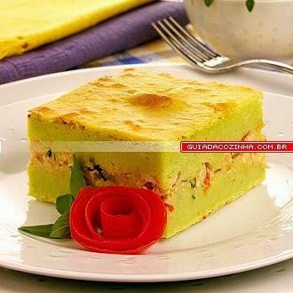 Torta Gostosa de Frango