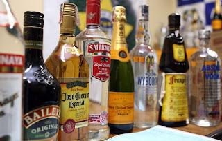 Guia de Bebidas Parte I - Bebidas Destiladas