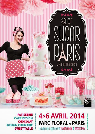 Le SUGAR PARIS, premier salon gourmand ...