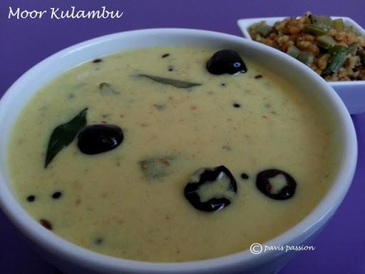 Moor Kulambu | Buttermilk Kulambu