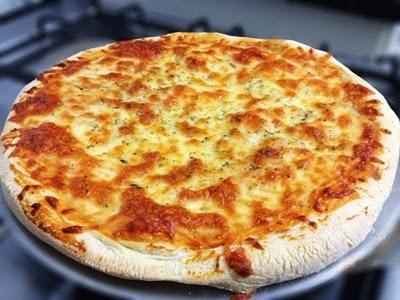 COMO FAZER PIZZA NO MICRO-ONDAS