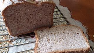 de pão caseiro feito com fermento quimico