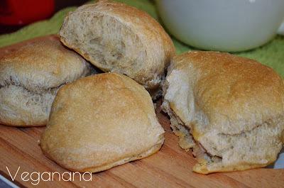 Pãozinho Semi Integral de Fermentação Lenta