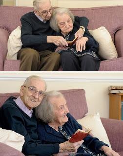 O amor vence o tempo